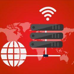 Virtual Private Network Graphic